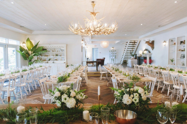Wedding event held at The Northridge Inn.