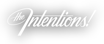 The Intentions! Logo
